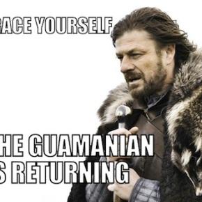(Re)Enter the Guamanian