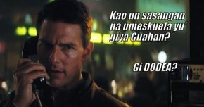 Guam Mentions: Jack Reacher