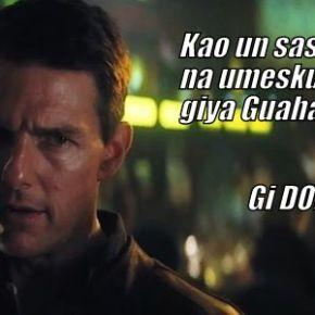 Guam Mentions: JackReacher