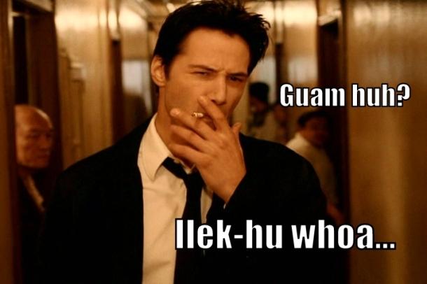 keanu guam whoa