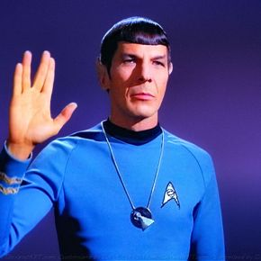 Adios Spock