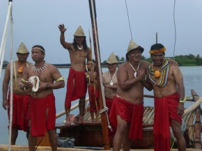 Sailing the Sakman Towards Decolonization