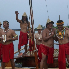 Sailing the Sakman TowardsDecolonization
