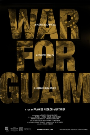 War for Guam Screening
