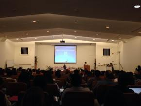 Liveblogging the Decolonization Forum at UOG,10-29-15