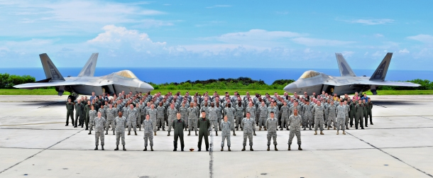 27th Expeditionary Fighter Squadron, Andersen AFB, Guam