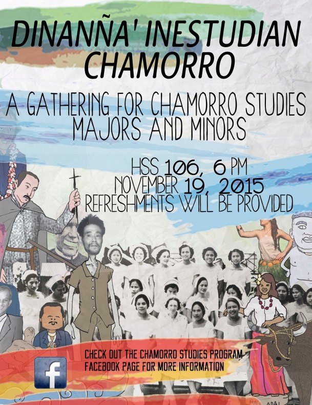 dinana chamorro studies flyer