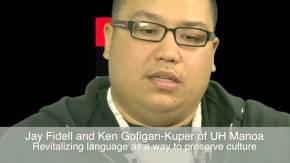 Revitalizing Language to PreserveCulture